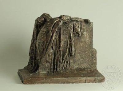 Studie postav pro pomník Jana Husa