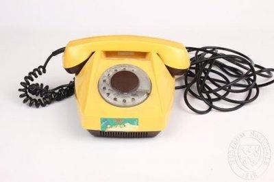 Image from object titled Telefon na připojování linky