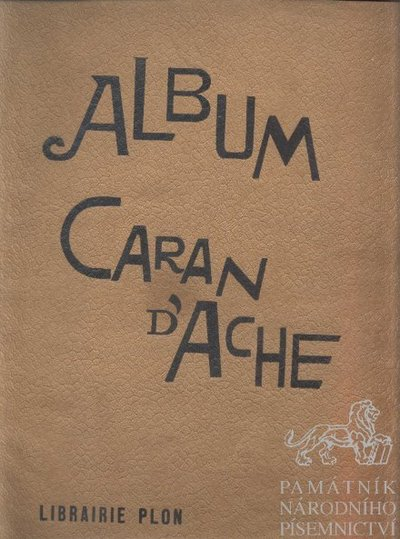 Album Caran d´Ache