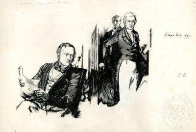 František Palacký, Josef Jungmann a Kašpar Maria hrabě ze Šternberka