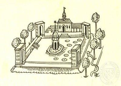 Ilustrace - Jak život Prahou šel