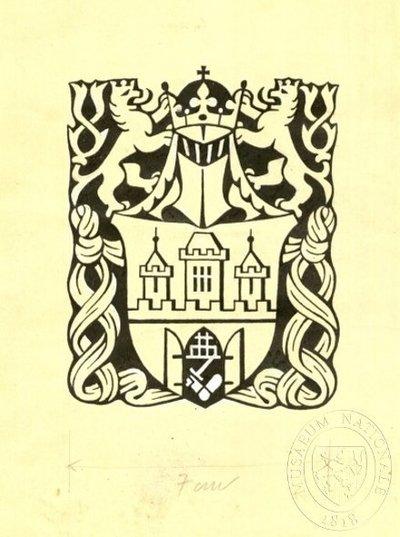 Ilustrace - Žikešův pražský špalíček