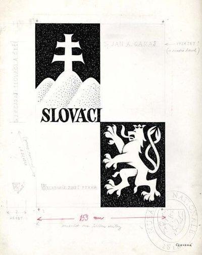 Ilustrace - Slováci a Češi