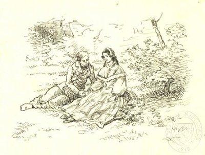 Ilustrace - Methoděj, zábavně-poučný kalendář na obyčejný rok 1902