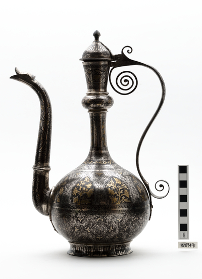 coffee pot; ewer