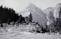 Loferer Hochtal mit der Johanneshütte