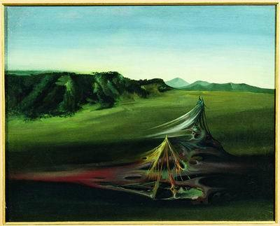 Image from object titled Organic Landscape (Paysage organique)