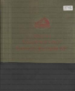 """Image from object titled Gugliemo Tell : Ouverture / Rossini ; Professori d'Orchestra del Teatro alla """"Scala"""" ; diretti dal M.o Ettore Panizza"""