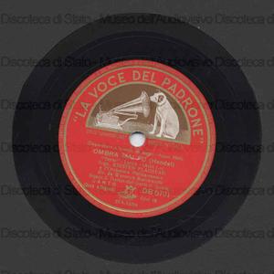 Image from object titled Ombra mai fu : Serse : Atto 1. / Handel. Agnus Dei / Bizet ; sopr. Kirsten Flagstad e l'Orchestra Philharmonia dir. da Warwick Braithwaite