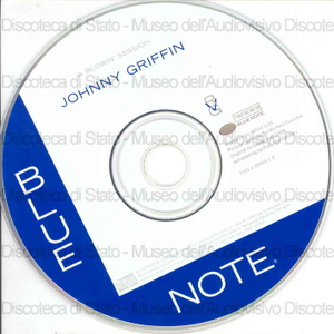 Image from object titled A blowin'' session / Johnny Griffin