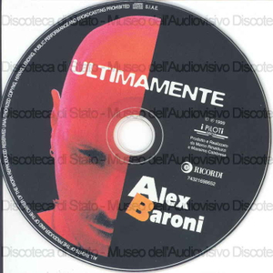 Image from object titled Ultimamente / Alex Baroni