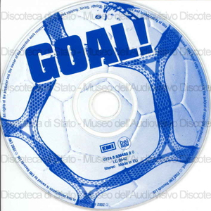 Image from object titled Goal! : 20 winning hits / Queen, Robbie Williams, David Bowie ... [et al.]