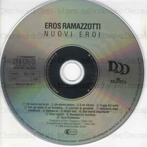Image from object titled Nuovi eroi / Eros Ramazzotti