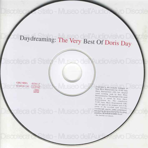 Image from object titled Daydreaming ; Best of the best Gold / Doris Day