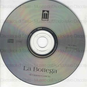 Image from object titled La Bottega / di Gianni Coscia ; Quartetto Kandinsky ; G. Trovesi, clarinetti ; E. Pietropaoli, contrabbasso ; A. Dulbecco, vibrafono ; G. Coscia, fisarmonica