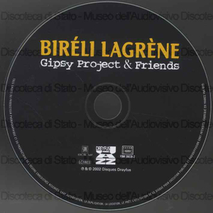 Image from object titled Gipsy Project & Friends / Bireli Lagrene