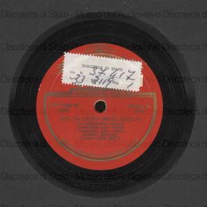Come mi hai dimenticato presto : canzone popolare albanese