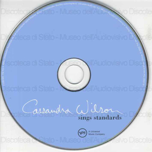 Image from object titled Cassandra Wilson sings standards