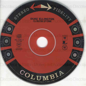 Image from object titled Ellington uptown / Duke Ellington and his orchestra