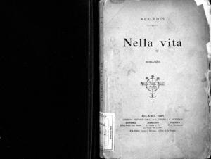 Image from object titled Nella vita : Romanzo