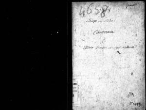 Image from object titled Lauso e Lidia. Dramma per musica di Giuseppe Foppa, da rappresentarsi nel Teatro La Fenice il carnovale dell'anno 1798