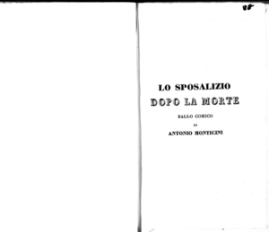 Image from object titled Gemma di Vergy : tragedia lirica in due atti