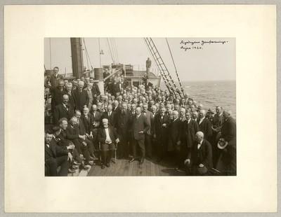Rigsdagens rejse til Sønderjylland efter Genforeningen
