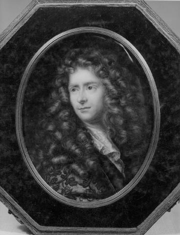 Portrait de l'architecte Jules Hardouin Mansart
