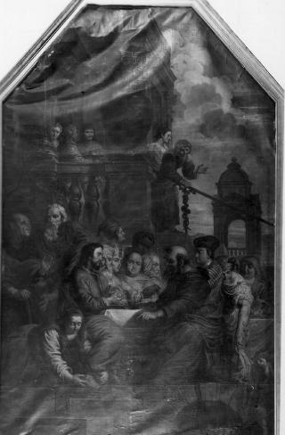Christus bij Simon de Farizeeër