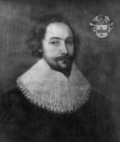 Portrait de Sébastien de la Ruelle, bourgmestre de Liège