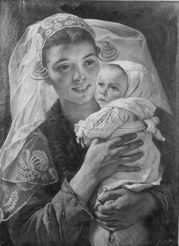 Le premier bébé