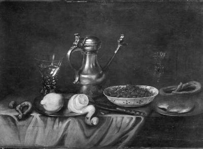 Opgediende tafel