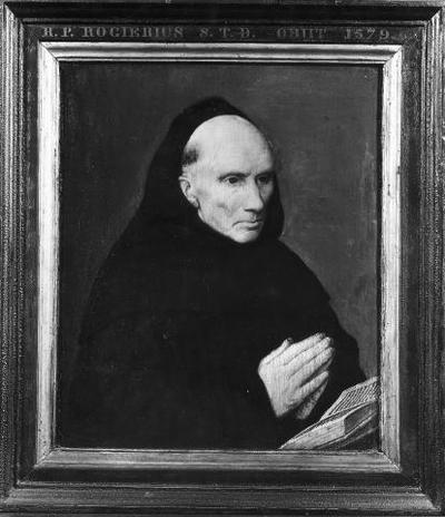 Portret van Rogerius De Jonghe