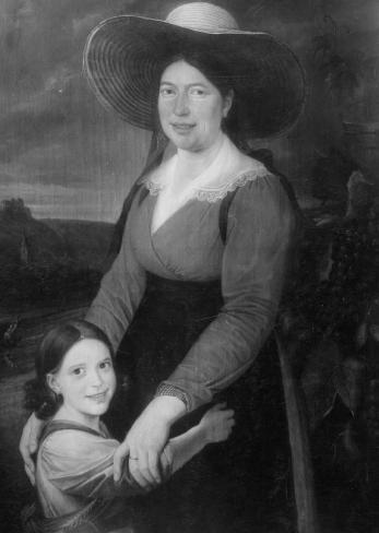 Enfant et sa gouvernante (ou Femme et enfant)