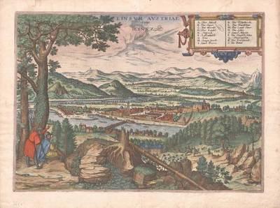 Ansicht von Linz