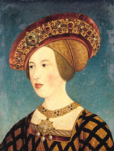 Maria von Habsburg (1505 - 1558),  Königin von Ungarn