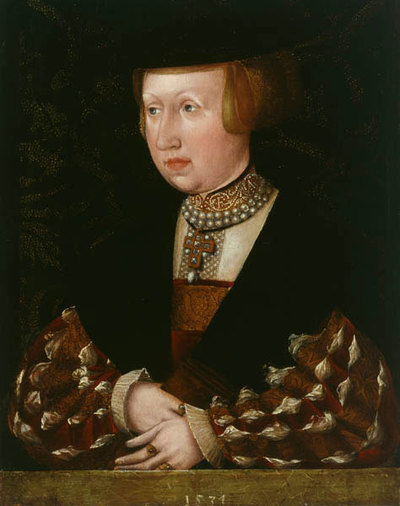 Anna von Böhmen und Ungarn (1503-1547), Erzherogin von Österreich und römische Kaiserin, Gemahlin von Ferdinand I. (Anna von Österreich)