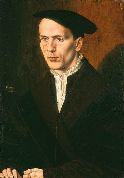 Bildnis Johann Ehinger von und zu Balzheim (1515-1583)