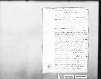 Image from object titled Gutachten Schickhardts über ein für 300 fl. von Jacob Plechlin aus Diezersweiler gekauftes Haus und dessen Eignung als Fruchtscheuer