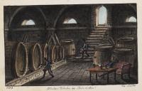 Image from object titled 'Meine Wache im Bierkeller' Aquarell