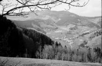 Image from object titled Blick auf den Belchen von Süden bei Oberböllen