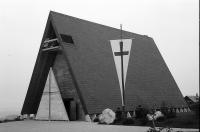 Image from object titled Neue evangelische Kirche in Höchenschwand