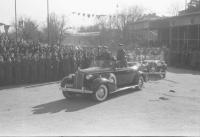 Image from object titled Bukarest: Einzug der rumänischen Truppen von Odessa, (General) Antonescu - Generalfeldmarschall (Wilhelm) Keitel