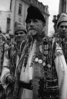 Image from object titled Craiova: Alter Mann in Tracht mit Orden