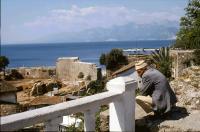 Image from object titled Antalya [Türkei]: Von der Aussichtsterrasse auf dem Golf