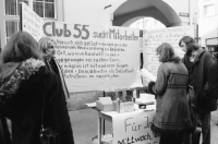 Image from object titled Freiburg: Stand; Club 55