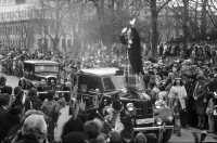 Image from object titled Freiburg: Freiburger Fasnet 1973