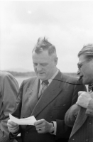 Image from object titled Präsident DB Karlsruhe Stroebe, Dr. Hecking