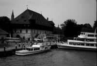 Image from object titled Konstanz: DB Schiff München vor dem Konzilgebäude