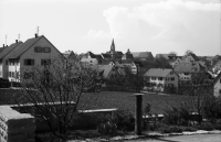 Image from object titled Zimmern (bei Rottweil): Blick auf den Ort